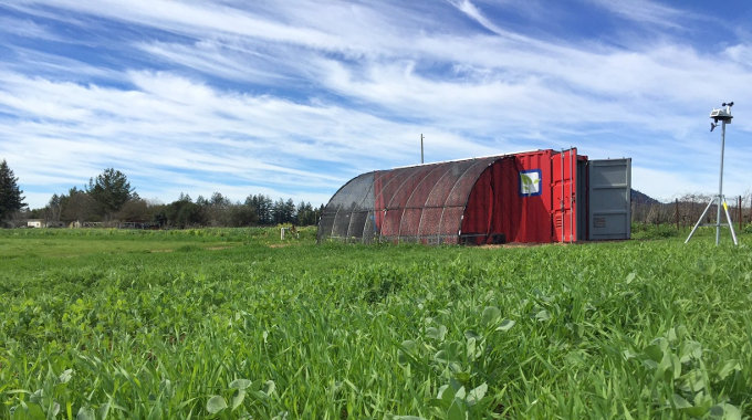Farm from a Box Enables you to Build a Tech-powered 2-Acre Farm and Feed a Community – Just from a Container Box