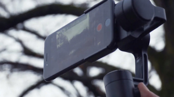 This Startup Wants to Solve the Shaky Smartphone Video Recording Problems