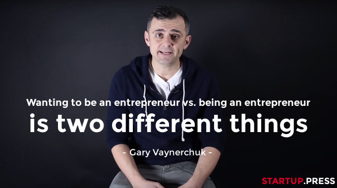Don't be a Wannapreneur – Grow up!