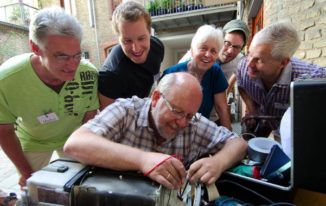 Repair Cafes Help People Fix Broken Things, in DIY Style