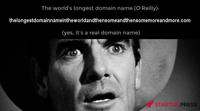 The longest domain name