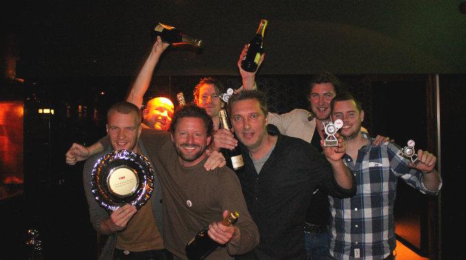 Dutch startup award winners